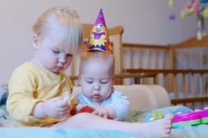 Если первый сын или дочь еще совсем маленький