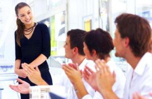 Основные типы делового общения