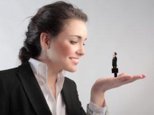 Что значит доминант женщина?