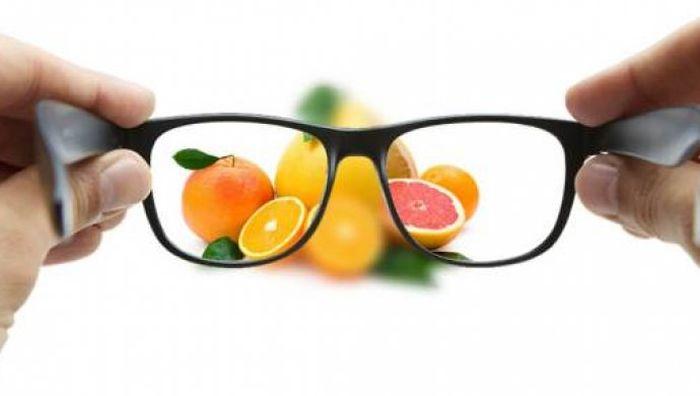 Глазные витамины