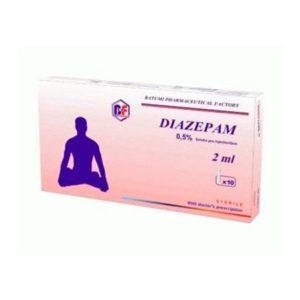 Диазепам - транквилизатор