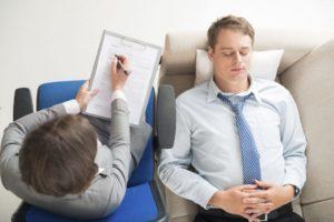 Психотерапевтическое воздействие и гипноз