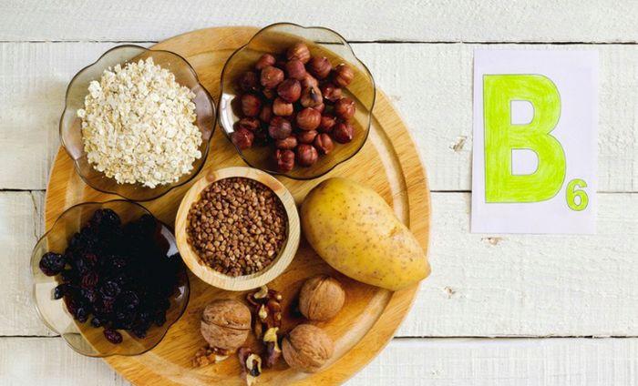 Продукты содержащие витамин В6