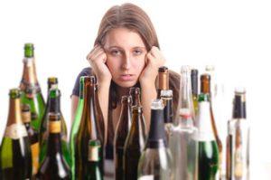 Психологические причины алкоголизма