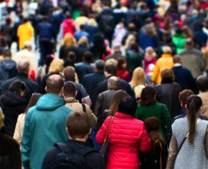 Заражение: феномен толпы