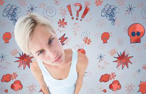 Как сдержать или подавить в себе приступ гнева: способы