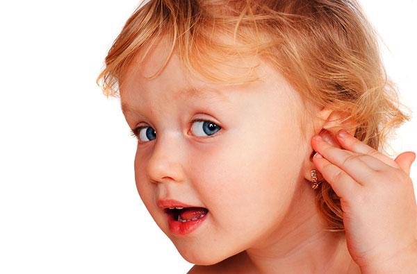 ушной дерматит у ребенка