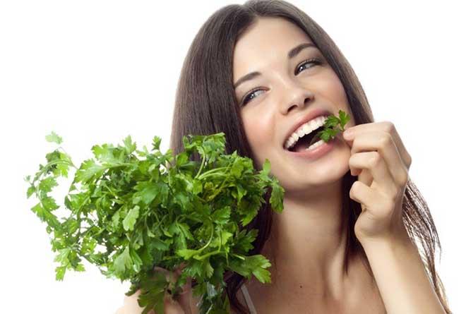 Зелень для метаболизма