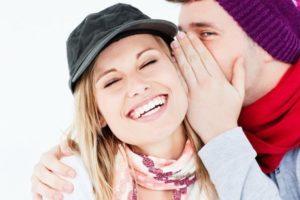 Что значит высказывание: женщины любят ушами?