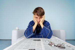 Как жене узнать правду о его безработице?