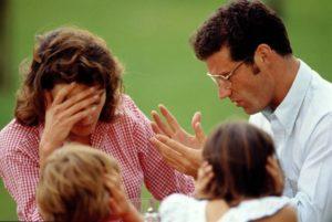 Семейный конфликт - что это такое?