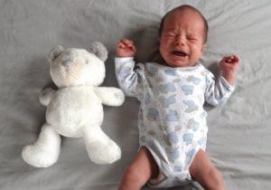 Новорожденного ребенка или младенца до 1 месяца