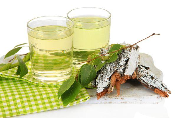 березовый сок - эффективное народное средство от пиелонефрита