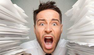 Проблема стрессовых состояний у людей в труде