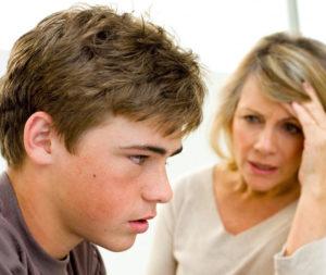 Проблемы со взрослым сыном
