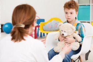 Лечение заболевания у детей