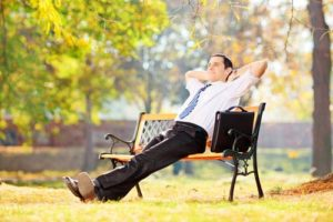 В чем проявляется психическая уравновешенность, спокойствие?