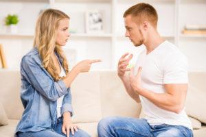 Причины неуважения к своему партнеру