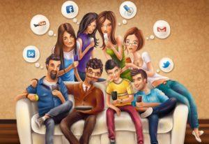 Понятие психология онлайн-общения