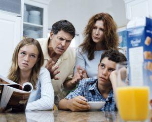 Психология и причины размолвок с детьми