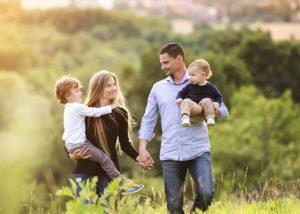 Примеры - ориентация на семью