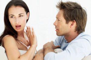 Как отшить женатого мужчину?