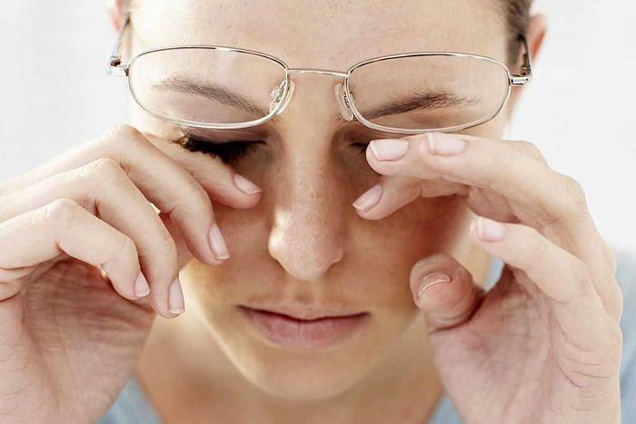 Усталость и напряжение глаз