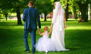 Выходите замуж снова