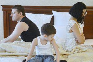 Что делать, если ваши родители разводятся?