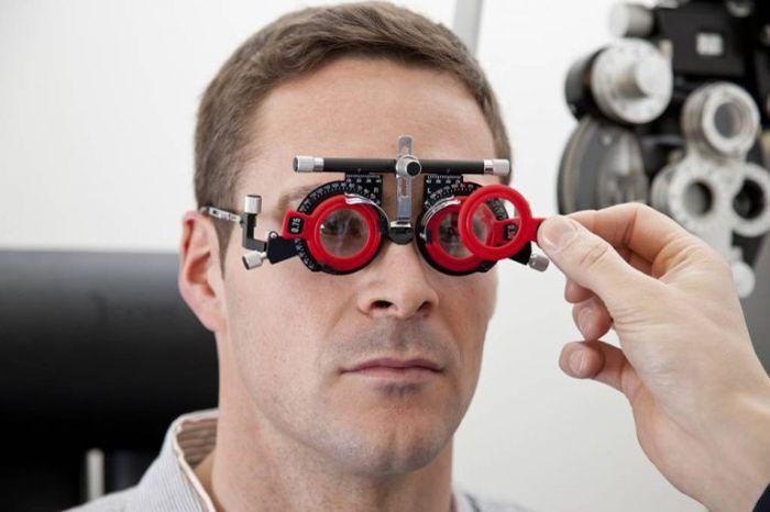 Оптическая коррекция зрения