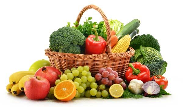 для профилактики карбункула нужно есть побольше фруктов и овощей