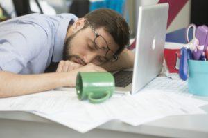 Сонливость у молодых