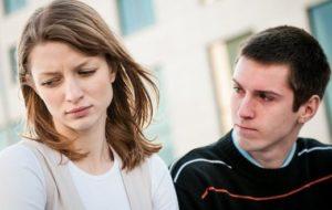 Как понять, что ты разонравилась молодому человеку?