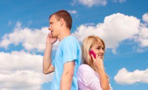 Существует ли любовь на расстоянии по телефону?
