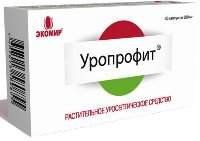 Уропрофит - лекарство для почек на травах