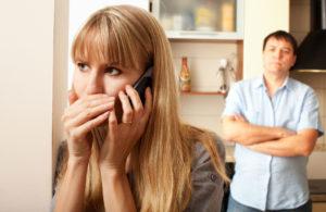 Если муж знает про измену