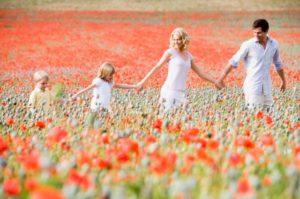 Какое оно семейное счастье: психология и понятие