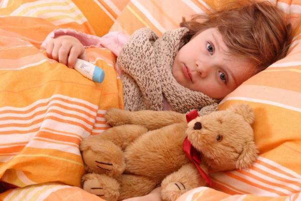 при скарлатине ребенку нужен постельный режим