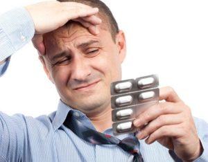 Механизм действия таблеток