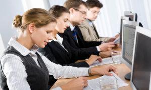 Главные мотивы профессиональной деятельности