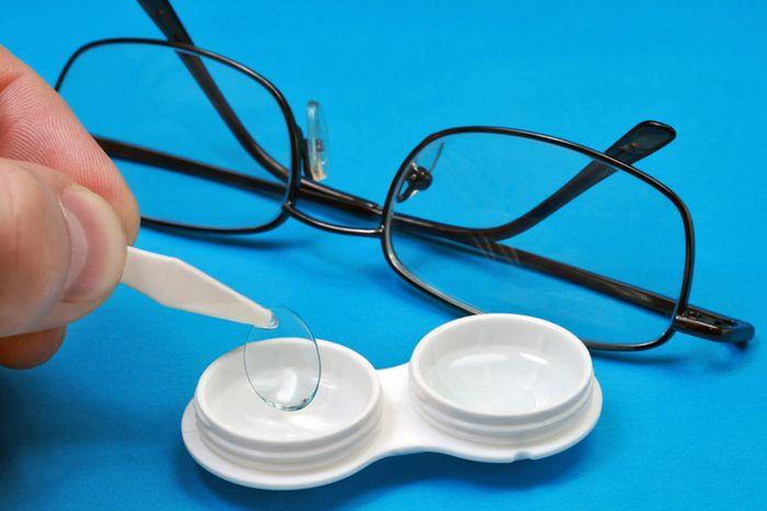 Линзы для коррекции зрения