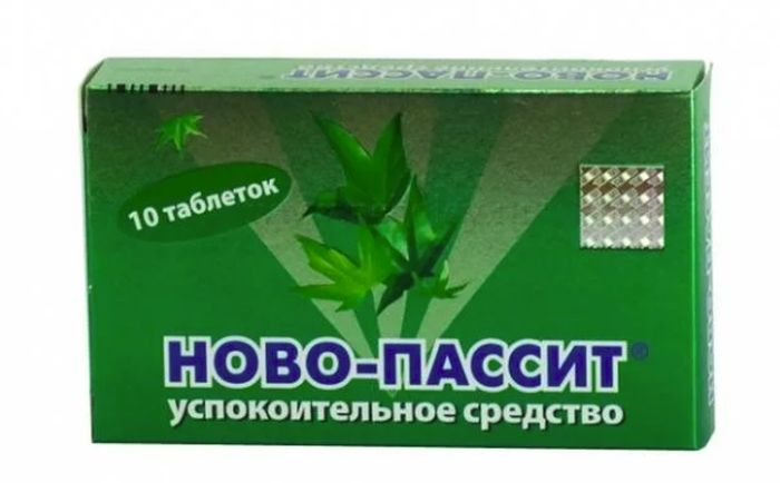 Ново-Пассит таблетки