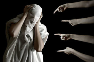 Эмоция стыд - общее понятие и психология