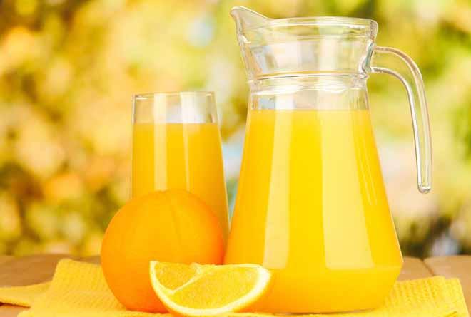Апельсиновый сок натощак