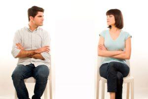 Личное пространство в общении с людьми