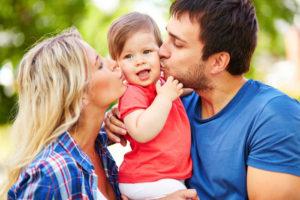 Нужно ли проявлять чувства к детишкам?