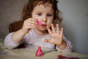 Как отучить малыша от вредной привычки?