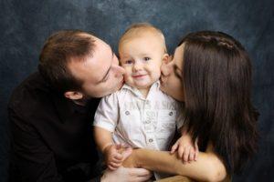 Роль родителей в развитии детей