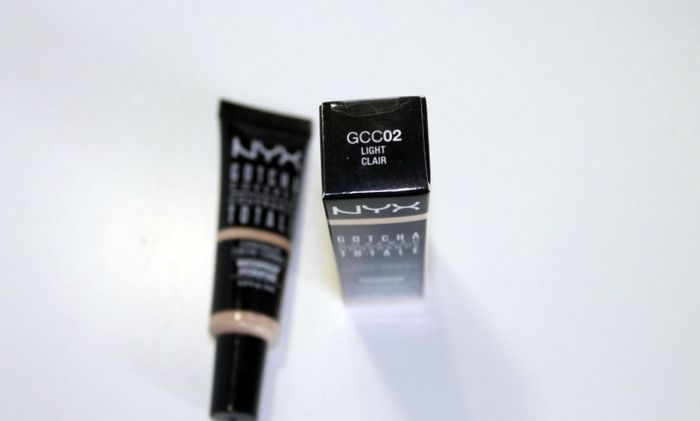 Nyx Gotcha covered conceale Консиллер