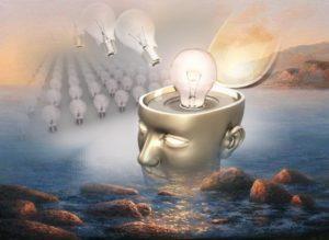Связь приемов воображения между собой
